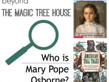 Beyond the Magic Tree House: Who Is Mary Pope Osborne? | Parents | Scholastic.com