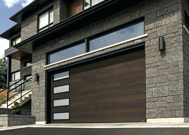 Modern Garage Door Prices Garage Doors Modern Multi Modern Glass