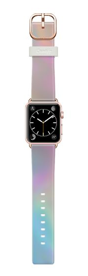 Casetify Apple Watch Band (42mm) Casetify Band - Soft and Pretty by Christy Leigh #Casetify