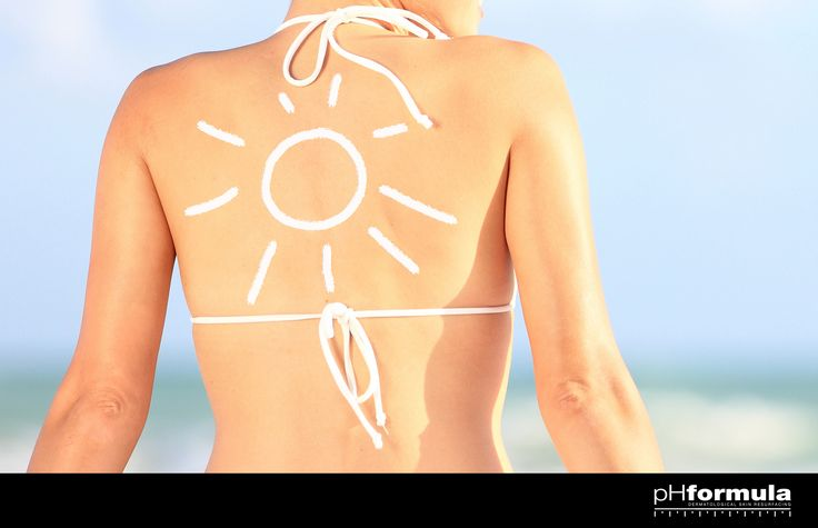 There are so many types of sunscreen out there it can be hard to know what to choose - Find out what SPF you should be using: http://bit.ly/2j2ENrX