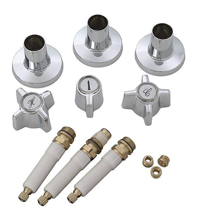 Lasco 04057 Washerless Shower Faucet Repair Kit Fits Sterling 0553