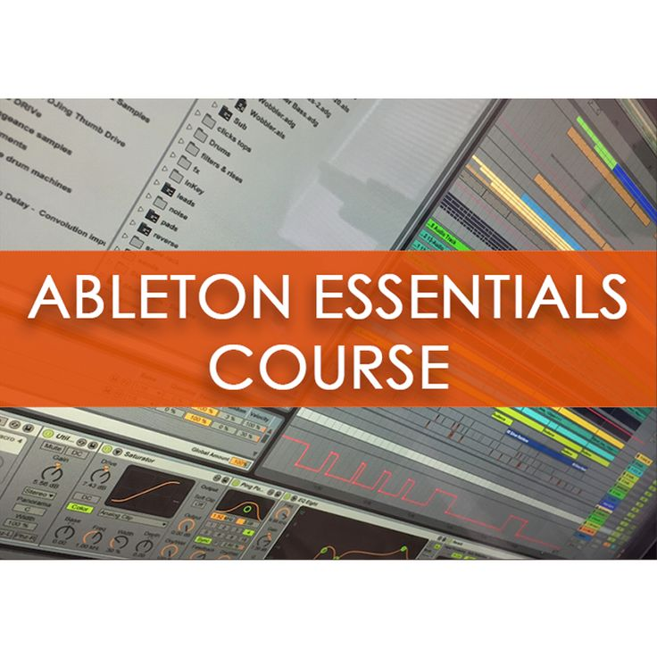 Home - Music Software Training & Ableton Live Tutorials