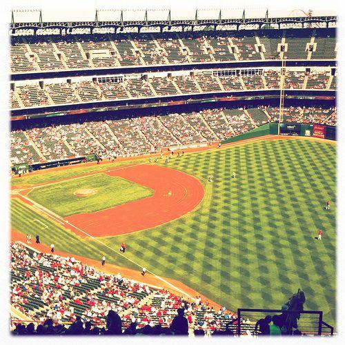 Texas Rangers Ballpark Stadium Arlington Dallas Texas MLB Sports IMG_8480