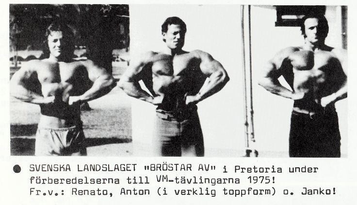 1976 Renato Somenzi riktigt bra redan då