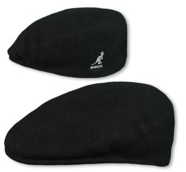 Kangol Cap - You can't always wear a ball cap