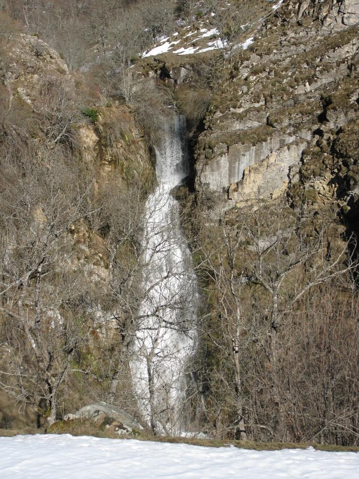 Cascada en Lumajo (Laciana) #leonesp