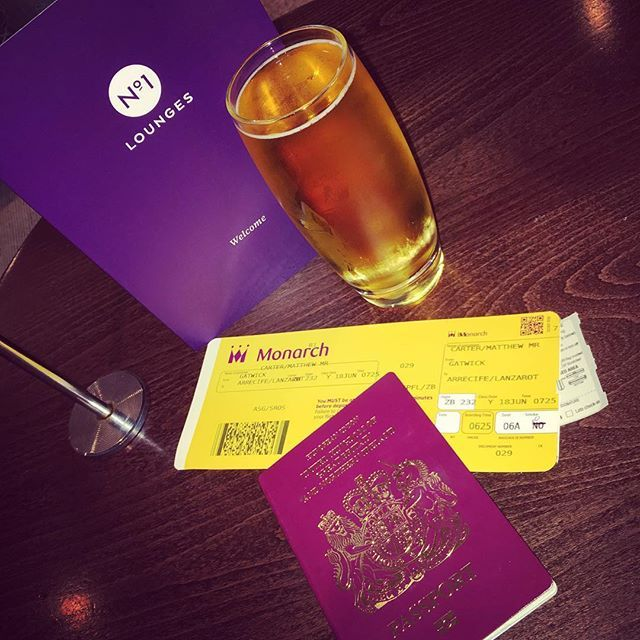 'Checked in and chillin in the Lounge. Never to early to start the holiday drinks 🍻✈️✈️ . . . #gatwick #londongatwick #no1lounge #flying #travelling #travelblog #travelblogger #premium' by @matt_carter86. What do you think about this one?  #partyplanner #eventstyling #weddingcoordinator #eventcoordinator #eventdecor #partydecor #eventdesigner #eventstylist #weddingplanning #southfloridaweddings #miamiweddings #bridalshower #destinationwedding #catering #weddingseason #desserttable…