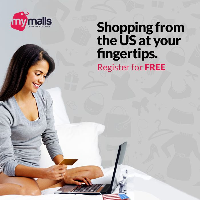 Start shopping in online U.S. stores with fast and easy doorstep  delivery. Register and get a FREE U.S. shipping address today.