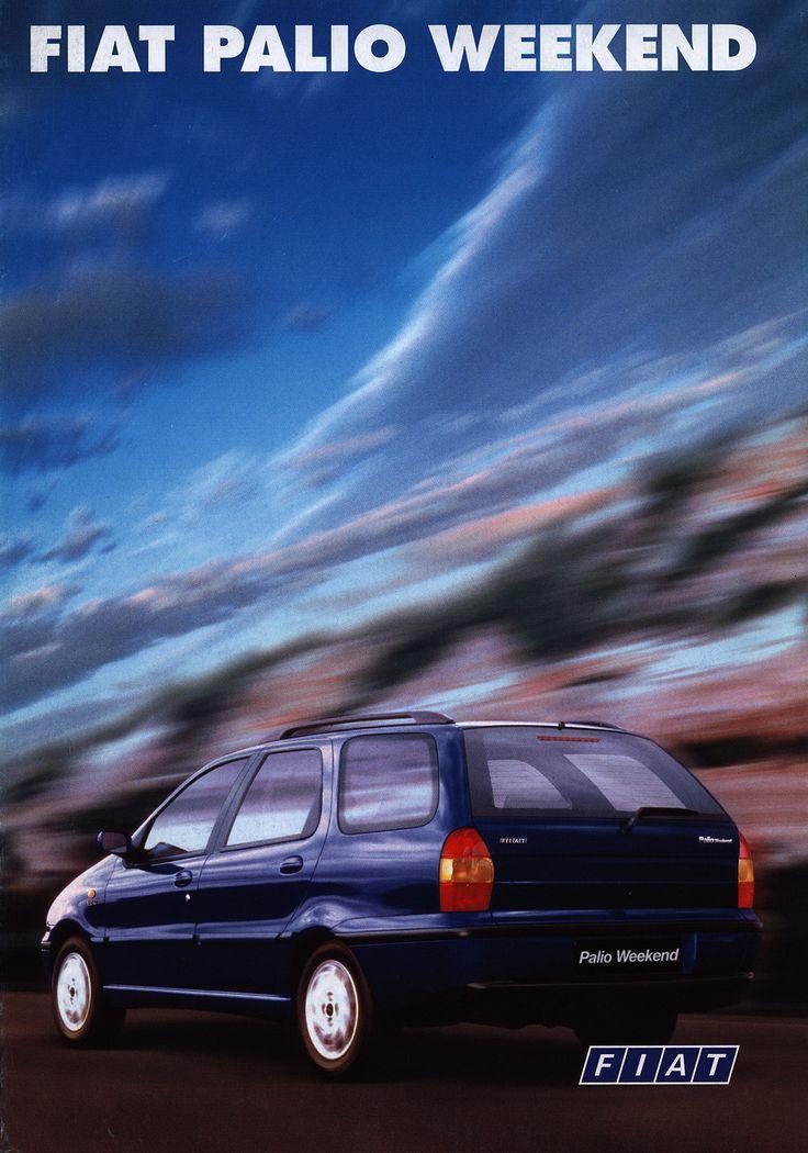 https://flic.kr/p/EHi5rc | Fiat Palio Weekend; 1999_1 car brochure by worldtravellib World Travel library