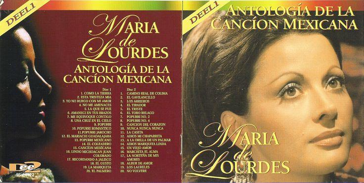 La embajadora de la musica Ranchera.   ---    Maria de Lourdes