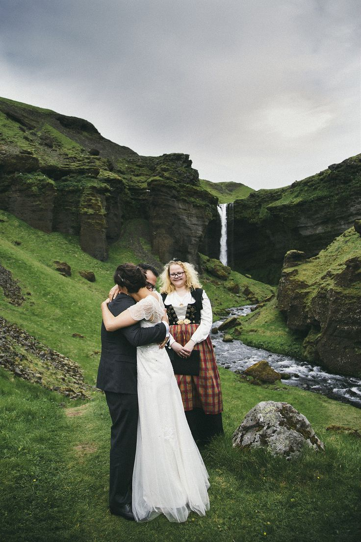 South Iceland Wedding   by Pink Iceland