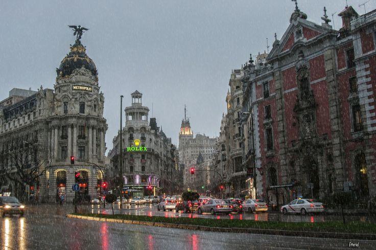 And Still raining! by Emilio Cabida on 500px