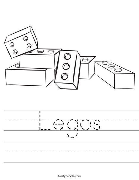 Lego Worksheets Printables : All worksheets lego printables printable