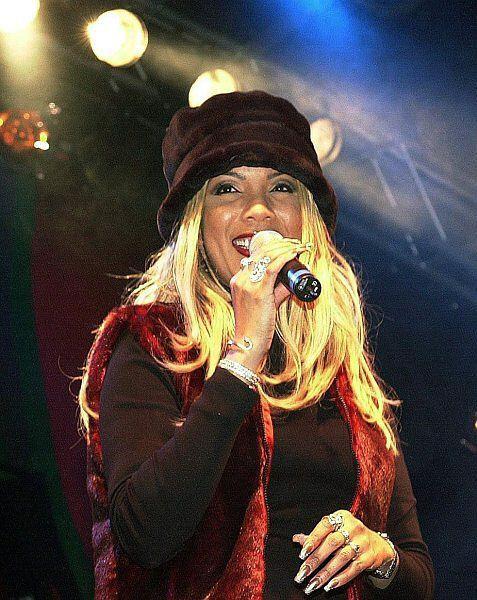 Melanie Thornton ~ La Bouche