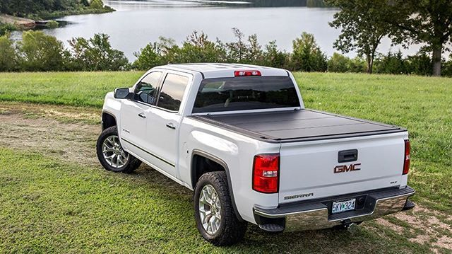If you purchase the UnderCover Ultra Flex Hard Folding Tonneau Cover you are eligible to receive a $75 rebate! The new Ultra Flex from UnderCover is everything you could ever want in a hard tri-fold tonneau cover. This cover is extremely well built durable water-resistant and has a clean matte finish that is simply irresistible. If thats not enough the underside includes a protective and stylish carpet-like finish that goes beyond the standard OEM appearance. Along with a quality design that…