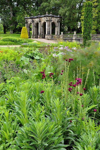 Trentham gardens - Staffordshire, England