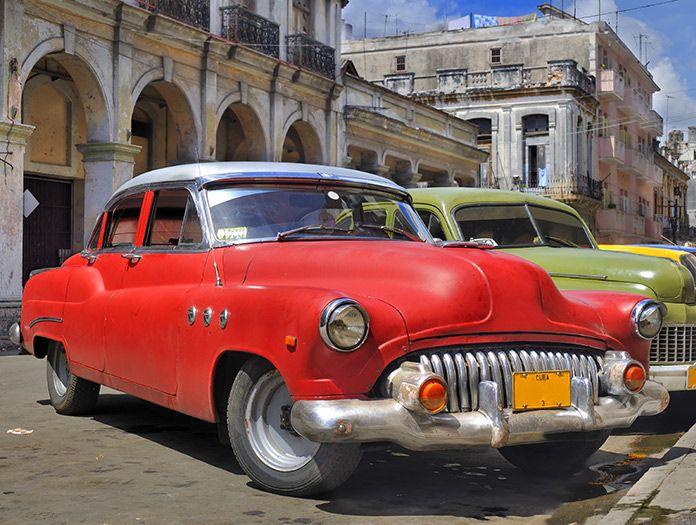 Circuit Cuba - Nouvelles Frontières
