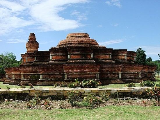 Muara Takus temple, Riau-Indonesia