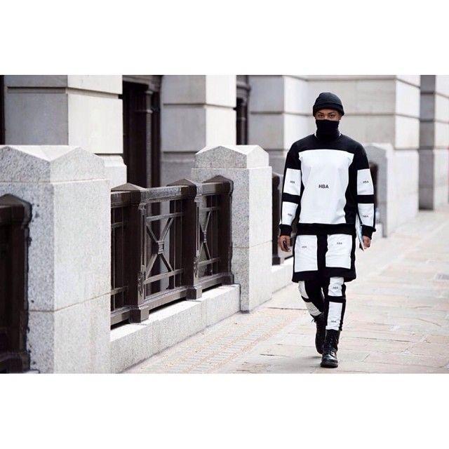 HOOD BY AIR  #DADA #fasion #hba #hoodbyair #trill #beentrill #fbloggers #fashionable #fashionkiller #style #sneaker #swagger #swag #black #white #clothing #vscocam #instasize #instafashion #hypebeast #lookbook #luxury #liketit #asap #asaprocky #travisscott #street #style #DADApeople