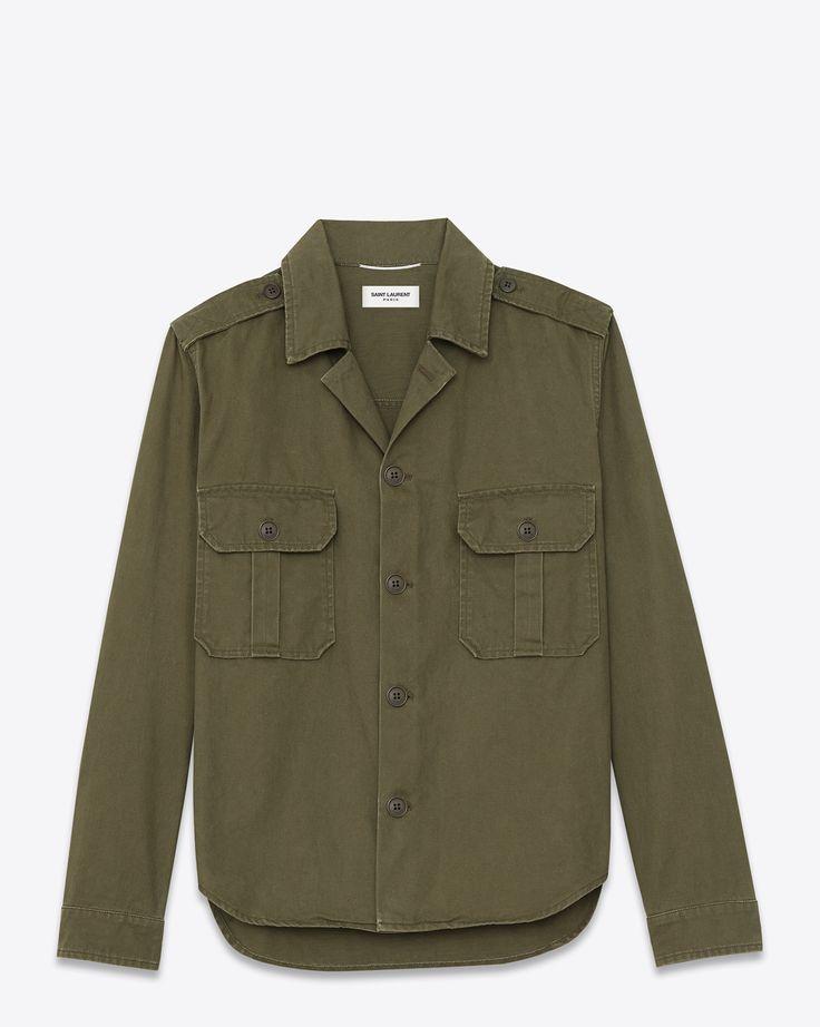 17 meilleures id es propos de chemise militaire homme. Black Bedroom Furniture Sets. Home Design Ideas