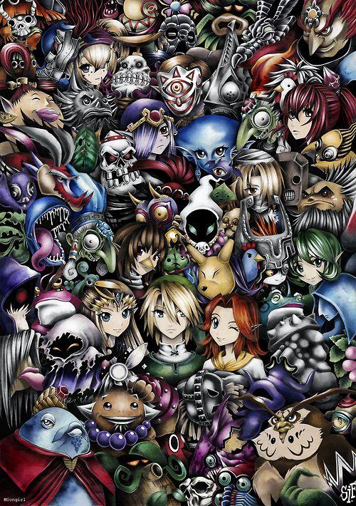 Zelda awesomeness