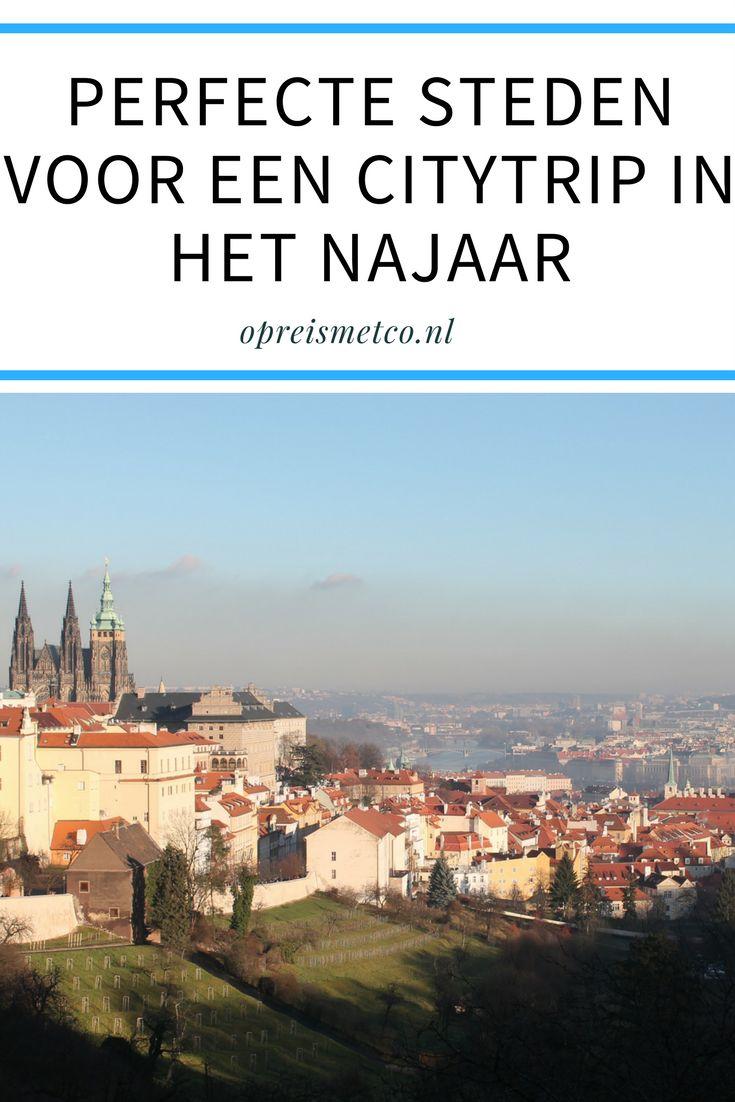 Welke steden zijn perfect voor een citytrip in het najaar? Je leest het in deze blog.