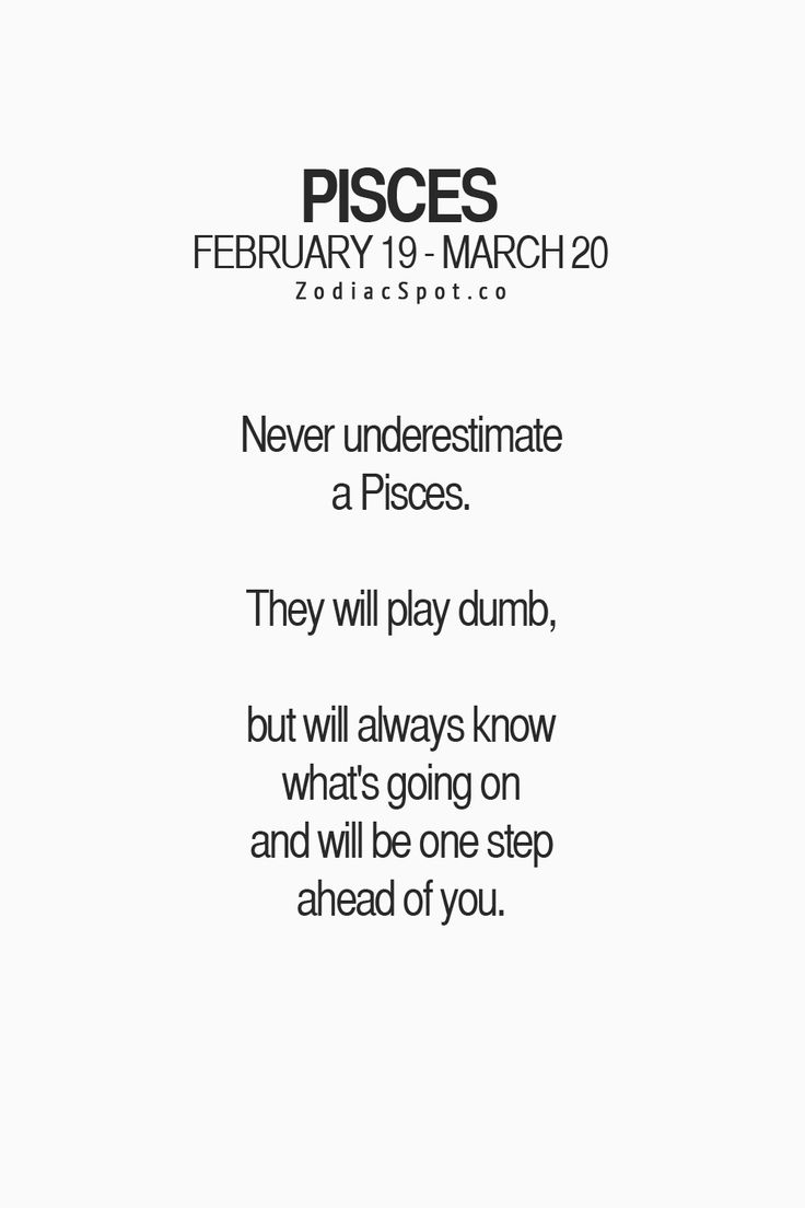 I'll Give You A Dose Of Your Own Medicine. Don't Underestimate A Pisces!
