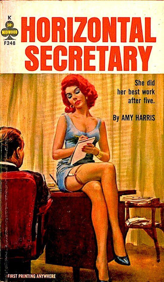 Erotic cover art