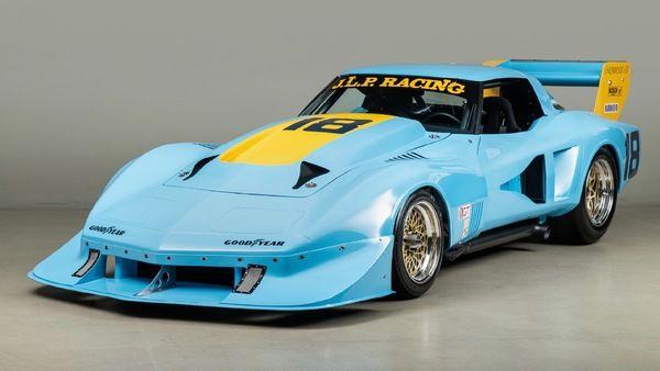 1977 Chevrolet Corvette Imsa Supervette Race Car For Sale Corvette Race Car Corvette Chevrolet Corvette