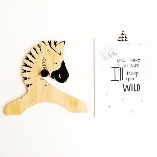 Zebra Hanger