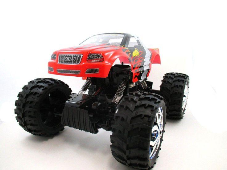 """15"""" 1:10 RC Crawler King 4WD Radio Control"""