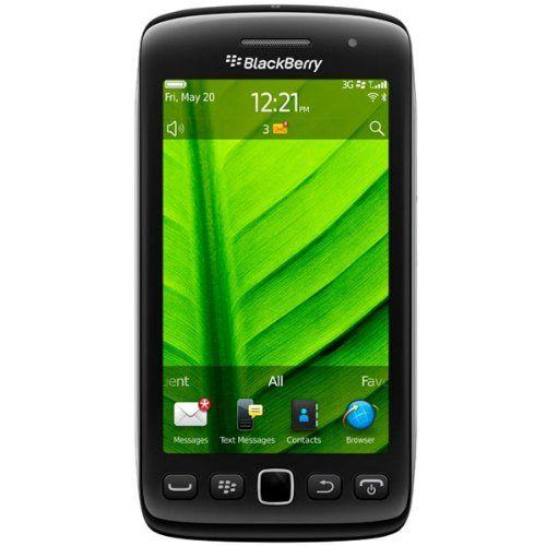 BlackBerry Torch 9860 RDQ71UW Unlocked Smartphone with 3G,  BlackBerry OS 7, 5 MP Camera, and 4 GB Internal Memory--No Warranty (Grey)