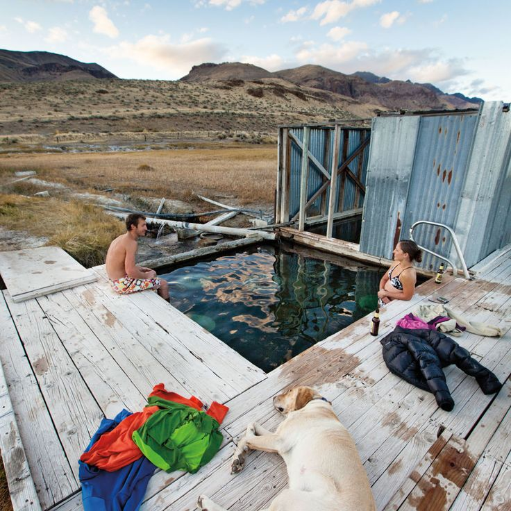 138 Best Hot Springs In The Usa Amp Canada Images On