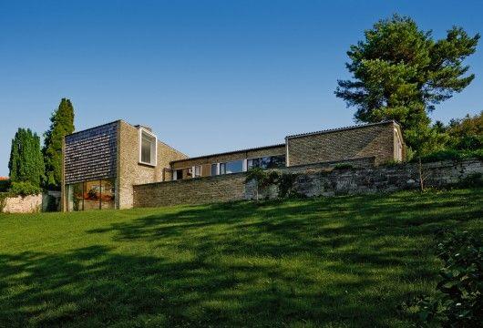 Varmings hus / Gentofte, Denmark / Architect Eva and Nils Koppel / 1951-1953