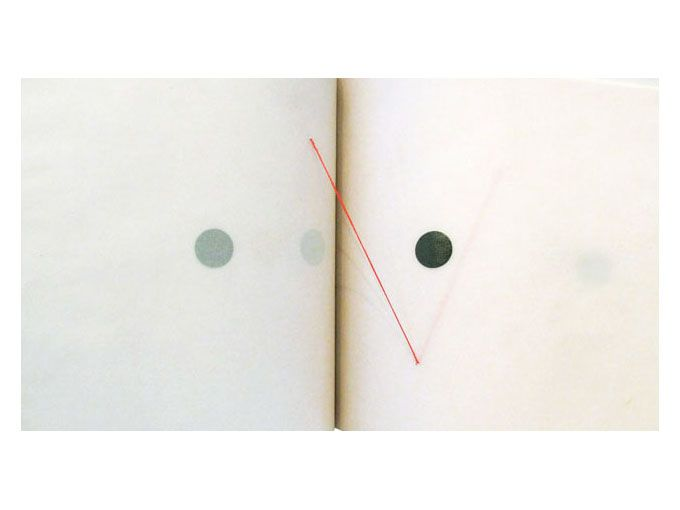 Bruno Munari, Illegible book N.Y, 1967. Published by the Museum of Modern Art, NY