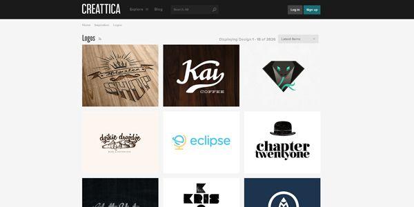 creattica logos