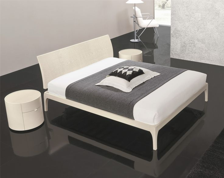 Veneran Italia | BRAMO Italian Solid Birch & Ash Designer Bed - Head2Bed UK