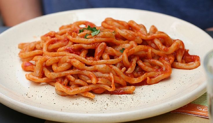 Learn how to make pici pasta the way the Italian cooks do in Tuscany with a simple, step-by-step recipe that focuses on quality ingredients.