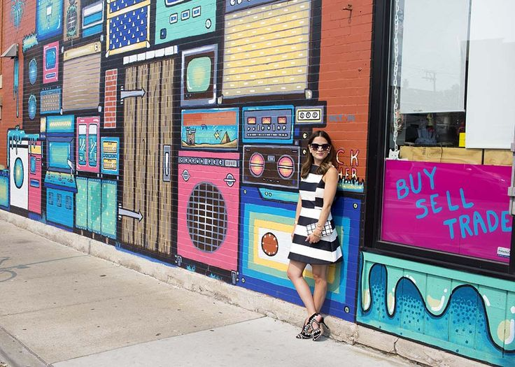 Chicago Murals Street Art Locations