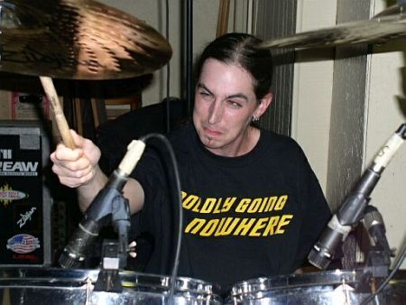 "ERIC ""SMALL"" KIRKENDALL (Karma Sutra Master) Drums September 6, 2003-October 31, 2003 Shows Played-4 Videos Featured-2"