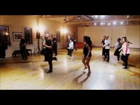 """Brent Jennings and Laura Luu """"Multiple Spins"""" Workshop - YouTube"""