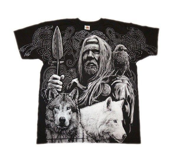 Viking Odin póló
