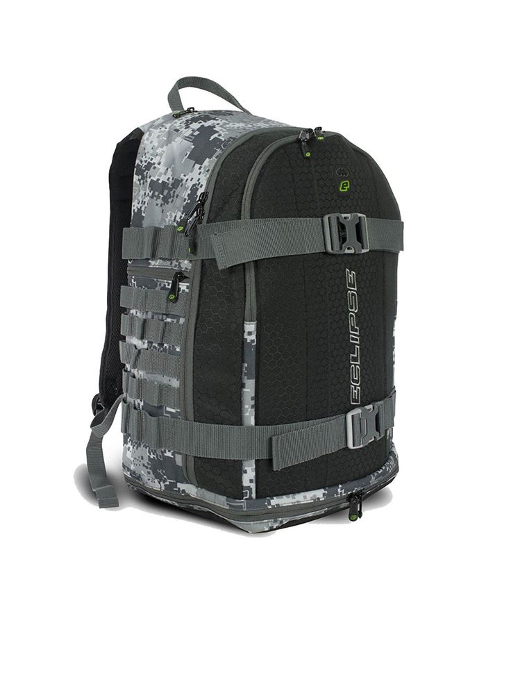 Planet Eclipse Gx Gravel Bag Hde Urban Camo Backpack Back Pack Paintball New