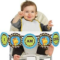 Giraffe Boy- Birthday Party Theme | BigDotOfHappiness.com