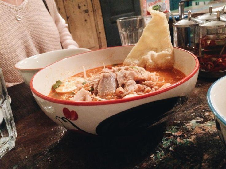 Thai Noodles del Petit Bangkok - Barcelona