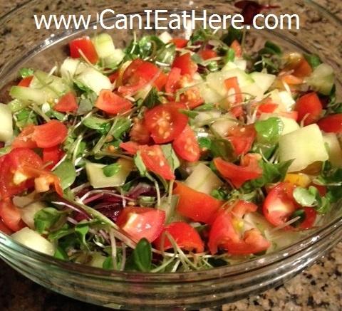 Roher krautsalat gesund