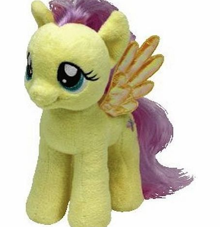 Beanie Babies TY Original Beanies 6`` My Little Pony Fluttershy My Little Pony Friendship is magic, now you can own a soft cuddly TY My Little Pony collect them all!Suitable for ages 3 years  l (Barcode EAN = 0008421410194) http://www.comparestoreprices.co.uk/beanie-babies/beanie-babies-ty-original-beanies-6-my-little-pony-fluttershy.asp