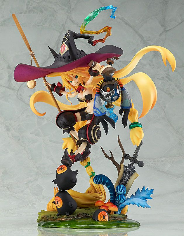 Figures Anime / Manga : The Witch and the Hundred Knight Statue 1/8 Swamp Witch…