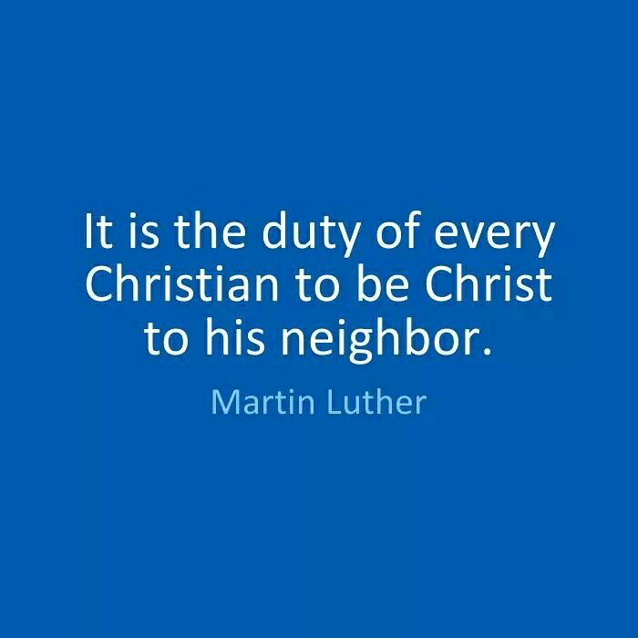 martin luthers contribution to christianity Martin luther was born on 10 november 1483 in eisleben his father was a copper miner luther studied at the university of erfurt and in 1505 decided to join a.
