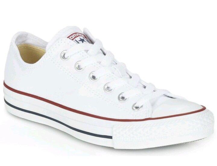 Converse blanche   Converse blanche, Converse, Chaussure
